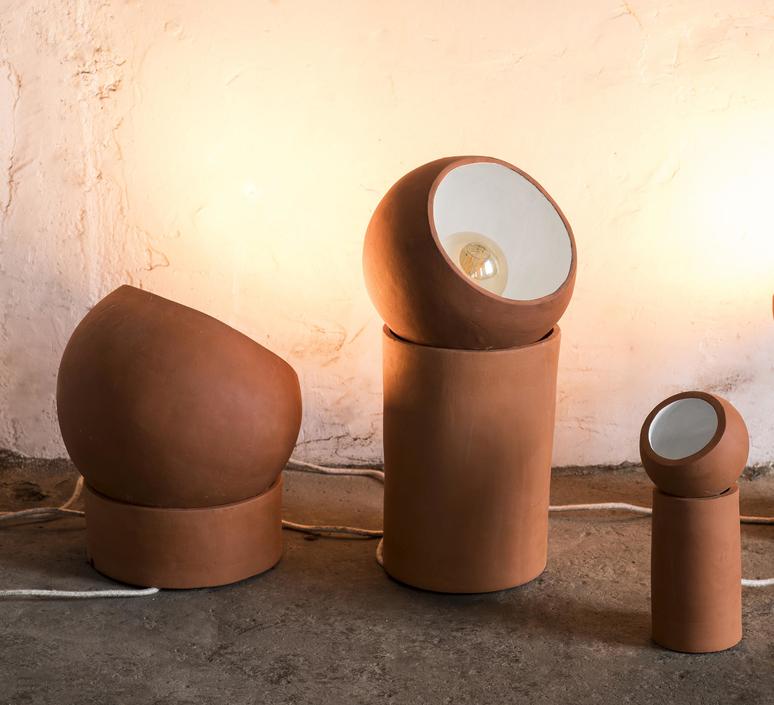 Terra light low lauren van driessche lampadaire floor light  serax b7218004  design signed 59855 product