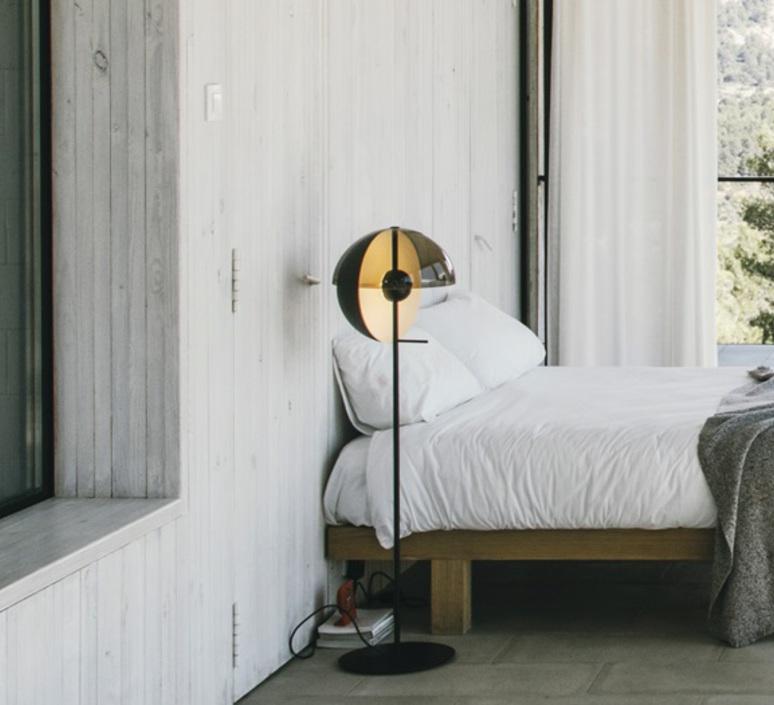 Theia p mathias hahn lampadaire floor light  marset a672 004   design signed 57439 product