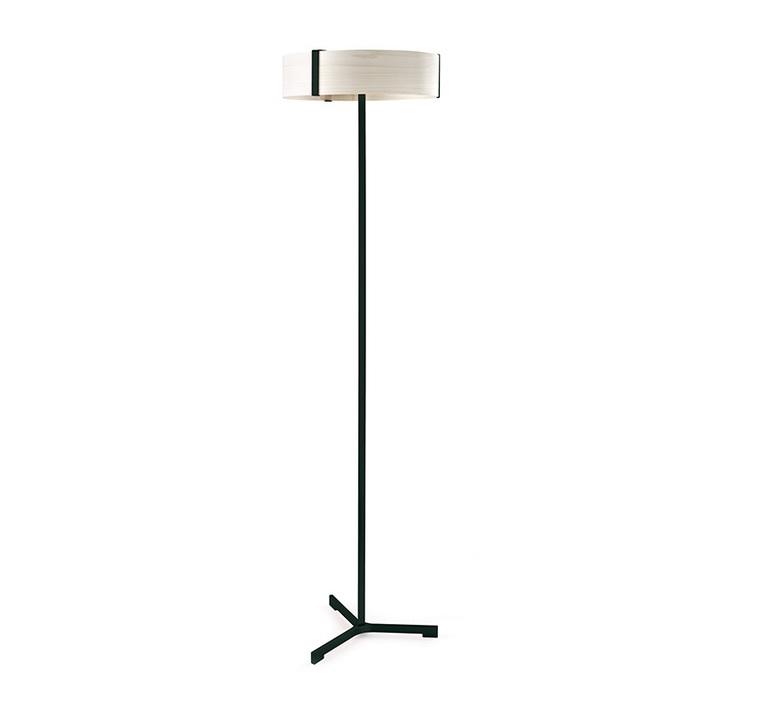 Thesis ramon esteve studio lampadaire floor light  lzf thes p bk led dim 20  design signed nedgis 76208 product