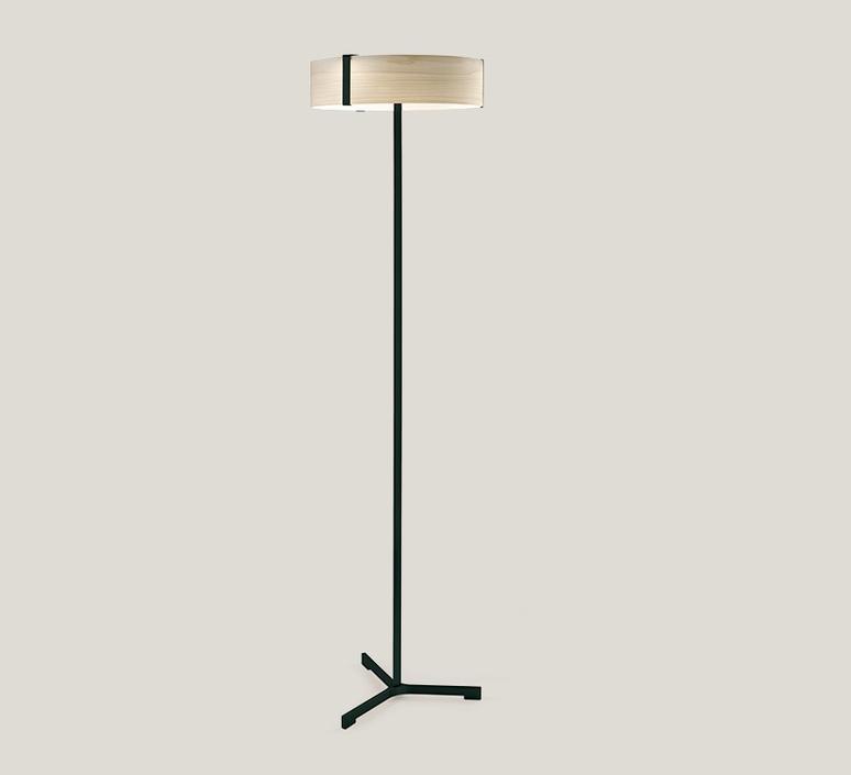 Thesis ramon esteve studio lampadaire floor light  lzf thes p bk led dim 20  design signed nedgis 76209 product