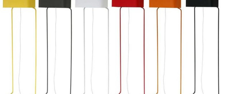 Lampadaire thinlissie blanc h155cm fraumaier normal