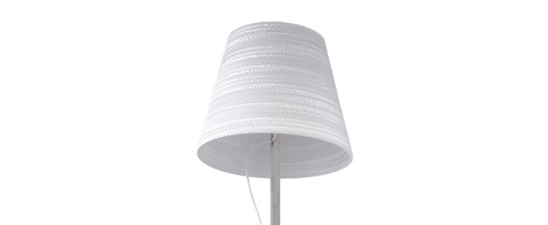 Lampadaire tilt floor blanc h35cm o46cm graypants normal