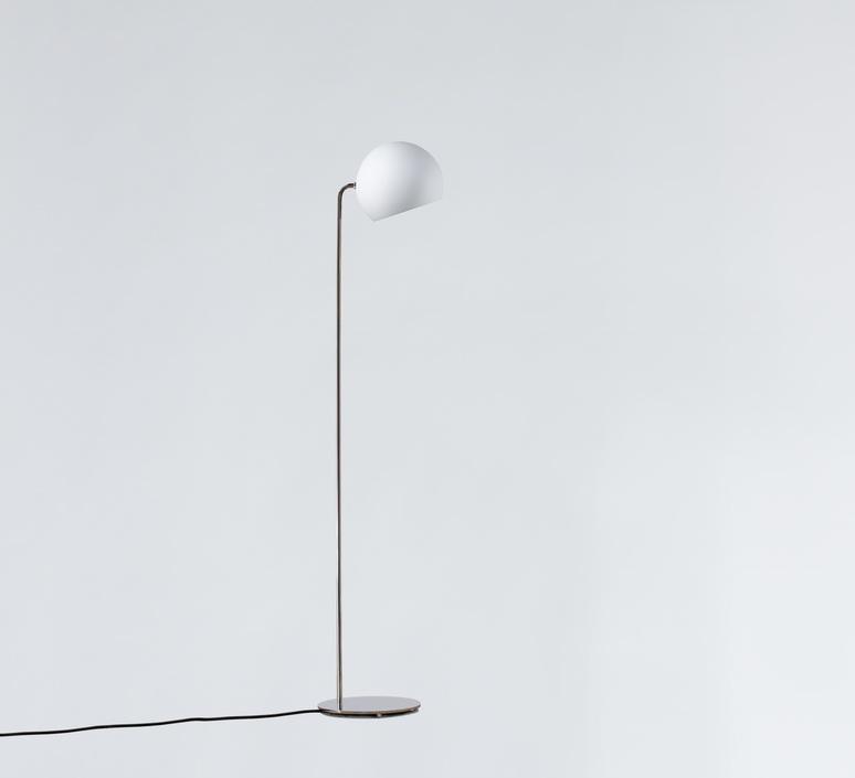 Tilt globe jjoo lampadaire floor light  nyta tilt floor globe white  design signed 46362 product