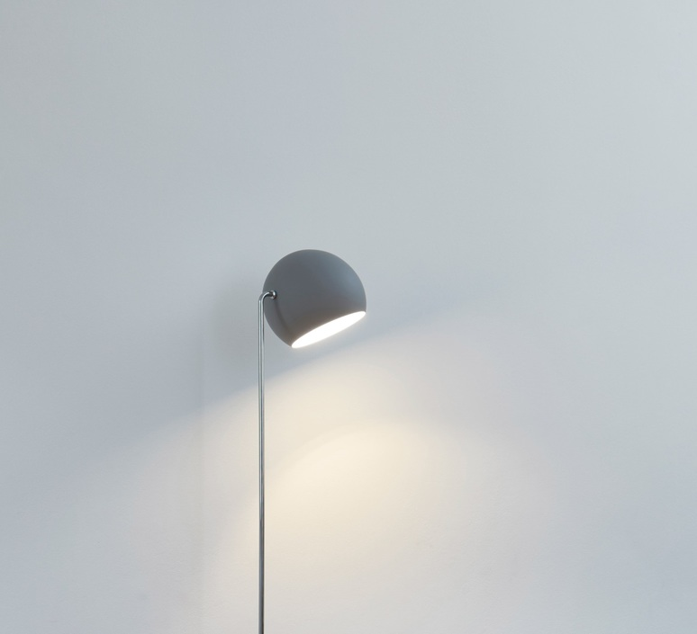Tilt globe jjoo lampadaire floor light  nyta tilt floor globe grey  design signed 46359 product