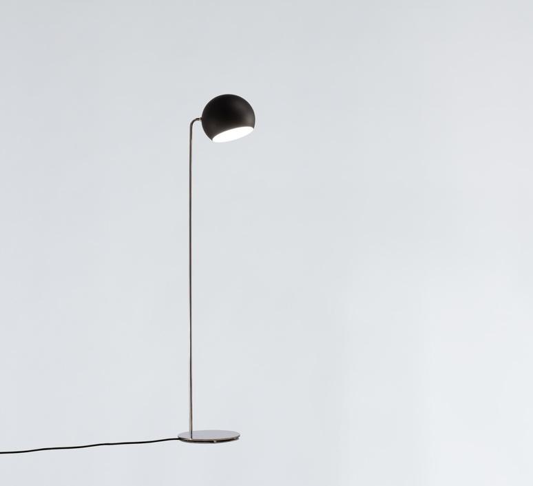 Tilt globe jjoo lampadaire floor light  nyta tilt floor globe black  design signed 46354 product