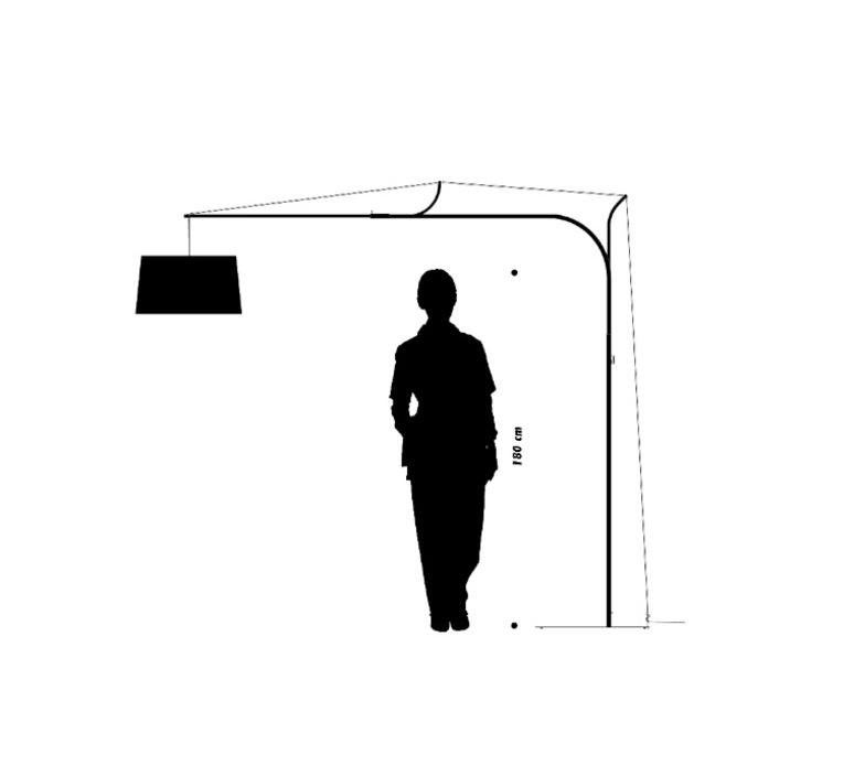 Tina felix severin mack fraumaier tina noir luminaire lighting design signed 30448 product