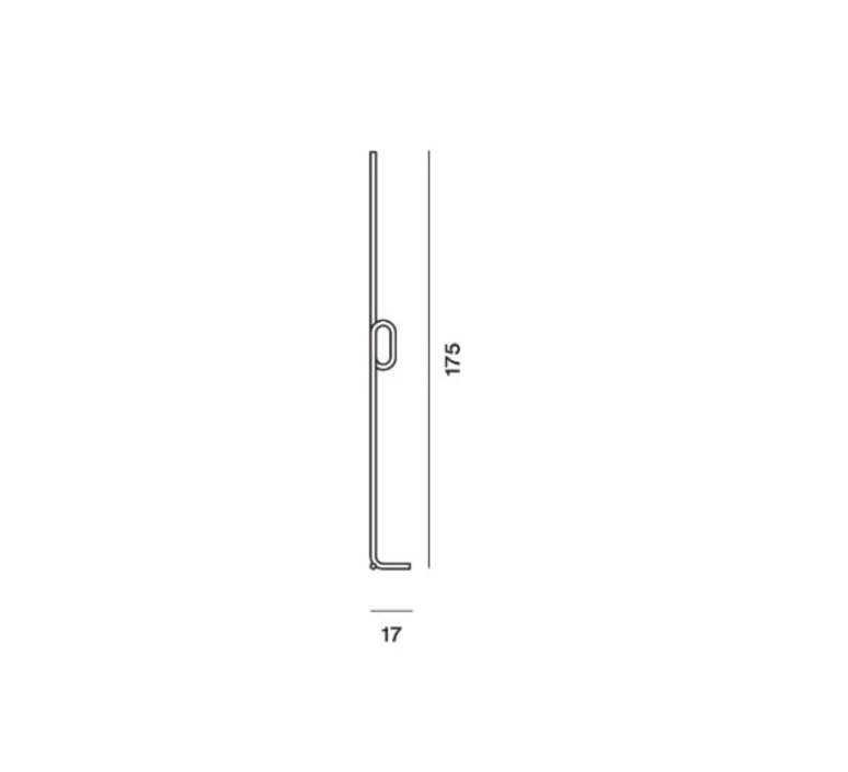 Tobia ferruccio laviani lampadaire floor light  foscarini 294003d 55  design signed nedgis 86281 product