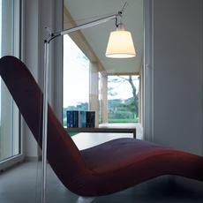 Tolomeo lettura basculante michele de lucchi lampadaire floor light  artemide a014600 a014900  design signed 33783 thumb