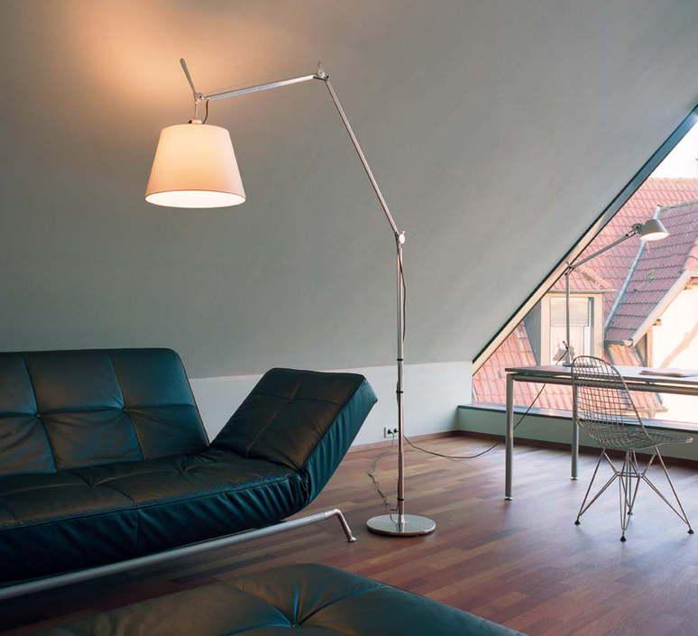 Tolomeo mega terra michele de lucchi lampadaire floor light  artemide 0778010a 0779010a 0780030a  design signed 51162 product