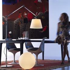 Tolomeo mega terra michele de lucchi lampadaire floor light  artemide 0762010a 0763010a 0780010a  design signed 33799 thumb