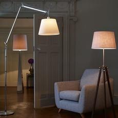 Tolomeo mega terra michele de lucchi lampadaire floor light  artemide 0762010a 0763010a 0780010a  design signed 33800 thumb