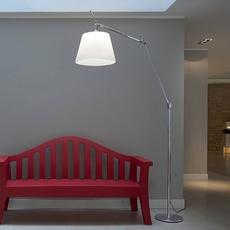 Tolomeo mega terra michele de lucchi lampadaire floor light  artemide 0762010a 0763010a 0781010a  design signed 33796 thumb