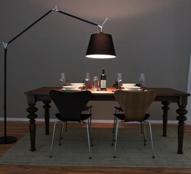 Tolomeo mega terra michele de lucchi lampadaire floor light  artemide 0763030a 0772030a 0761030a  design signed 34241 product