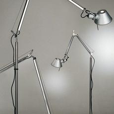 Tolomeo micro terra michele de lucchi lampadaire floor light  artemide a010300 a014000 a043900  design signed 33794 thumb