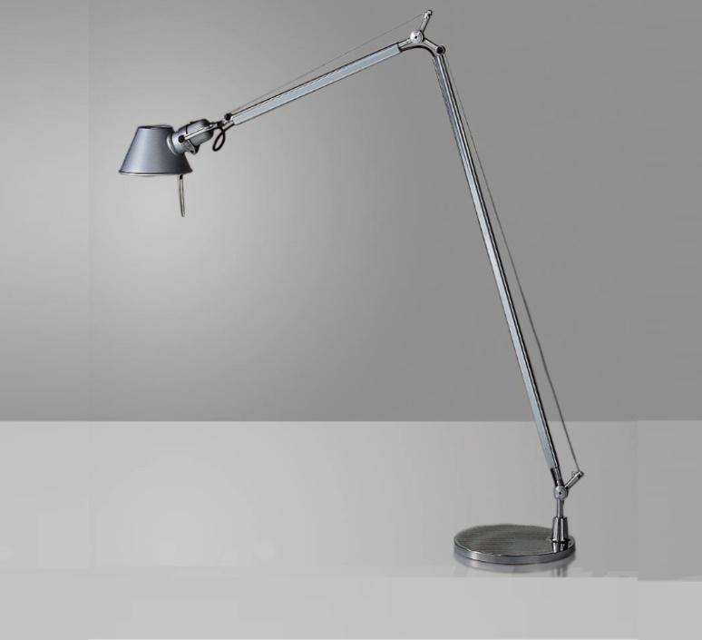 Tolomeo reading floor led michele de lucchi lampadaire floor light  artemide a013100 a014900  design signed 33780 product