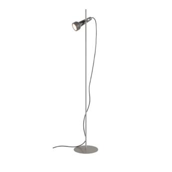 Lampadaire torcia gris fonce led l26cm h150cm karman hp155 ag ext normal