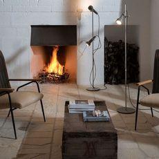 Torcia matteo ugolini lampadaire floor light  karman hp155 ag int  design signed 49522 thumb