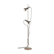 Torcia matteo ugolini lampadaire floor light  karman hp155 bg ext  design signed 49516 thumb