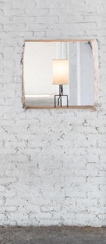 Lampadaire tria s blanc noir o13 5cm h40cm serax normal