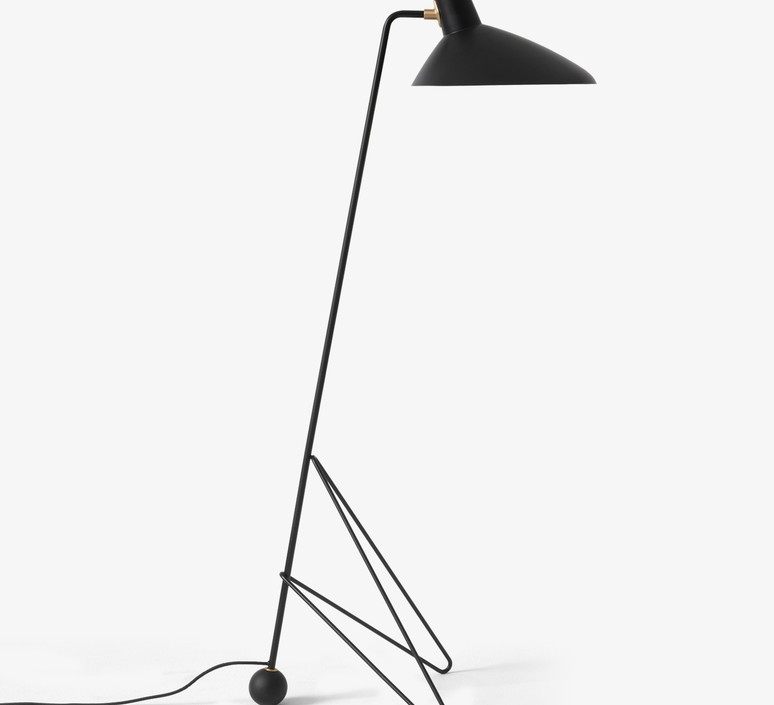 Tripod hm8 hvidt molgaard lampadaire floor light  andtradition 14080094  design signed nedgis 82440 product