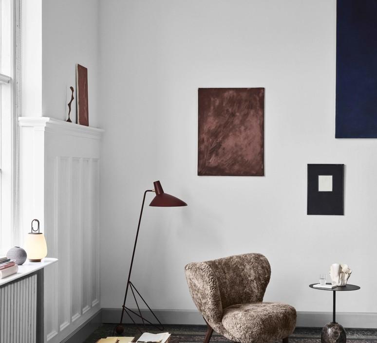 Tripod hm8 hvidt molgaard lampadaire floor light  andtradition 14080032  design signed nedgis 82443 product