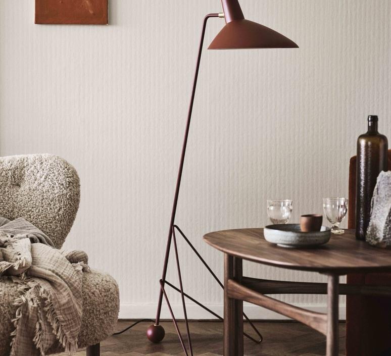 Tripod hm8 hvidt molgaard lampadaire floor light  andtradition 14080032  design signed nedgis 82445 product