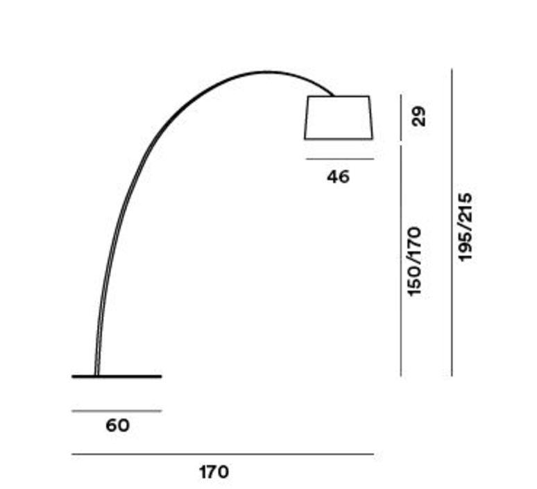 lampadaire floor light    design signed nedgis 84591 product