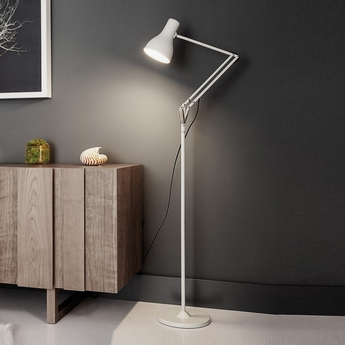 Lampadaire type 75 blanc h154cm anglepoise normal
