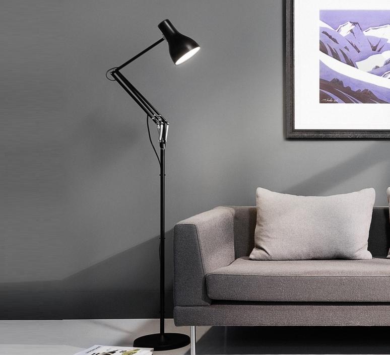 Type 75 sir kenneth grange anglepoise 30509 luminaire lighting design signed 25809 product