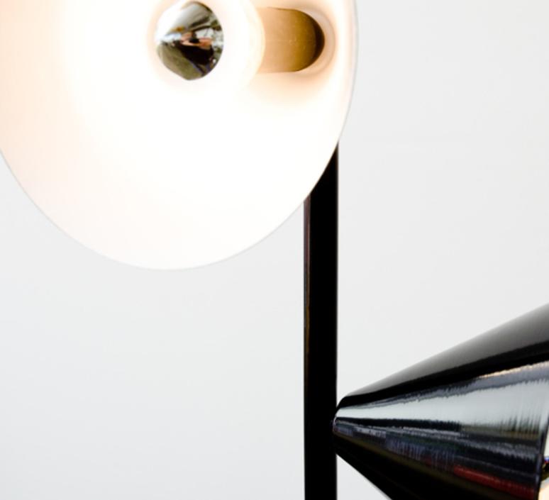 Vertical 1 gwendolyn et guillane kerschbaumer lampadaire floor light  areti vertical 1 laiton  design signed nedgis 64070 product