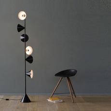 Vertical 1 gwendolyn et guillane kerschbaumer lampadaire floor light  areti vertical 1 laiton  design signed nedgis 64489 thumb
