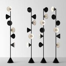 Vertical 1 gwendolyn et guillane kerschbaumer lampadaire floor light  areti vertical 1  design signed nedgis 64535 thumb