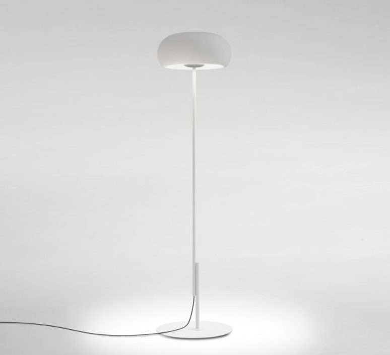 Vetra joan gaspar lampadaire floor light  marset a689 008  design signed 53166 product