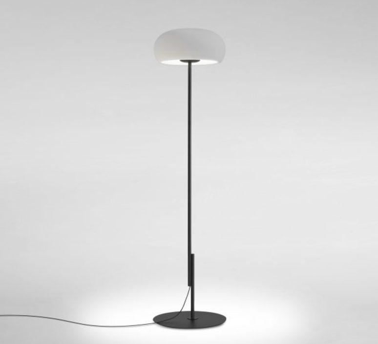 Vetra joan gaspar lampadaire floor light  marset a689 009  design signed 53168 product