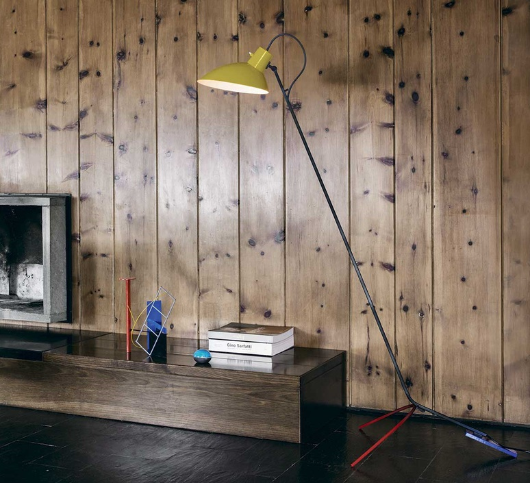 Vv cinquanta vittoriano vigano lampadaire floor light  astep t02 f21 01by  design signed nedgis 78659 product