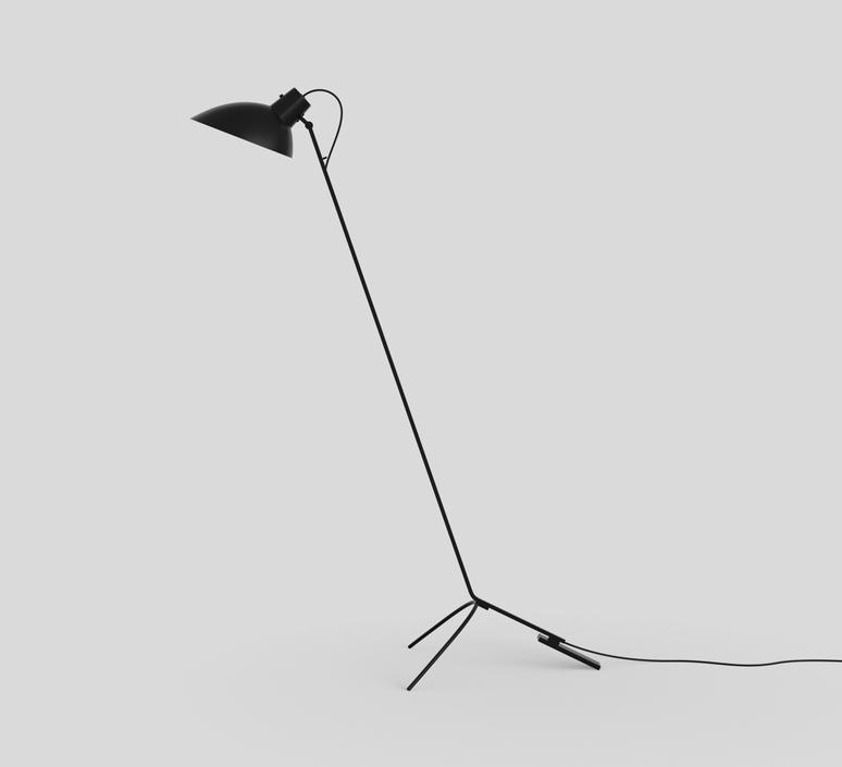 Vv cinquanta vittoriano vigano lampadaire floor light  astep t02 f21 00bb  design signed nedgis 78651 product