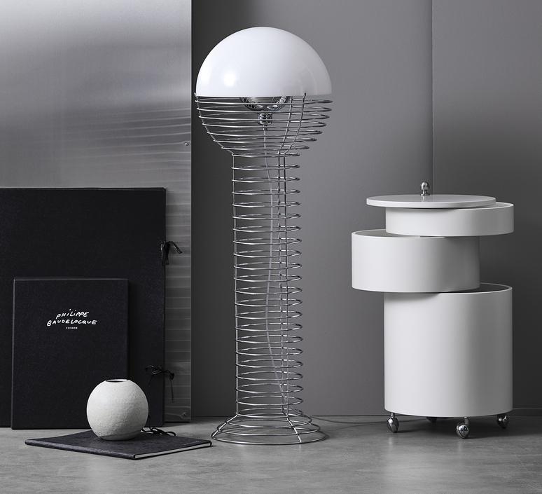 Wire verner panton lampadaire floor light  verpan 34545501101  design signed nedgis 89415 product