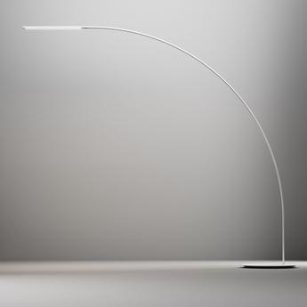 Lampadaire yumi blanc o250cm fontana arte normal