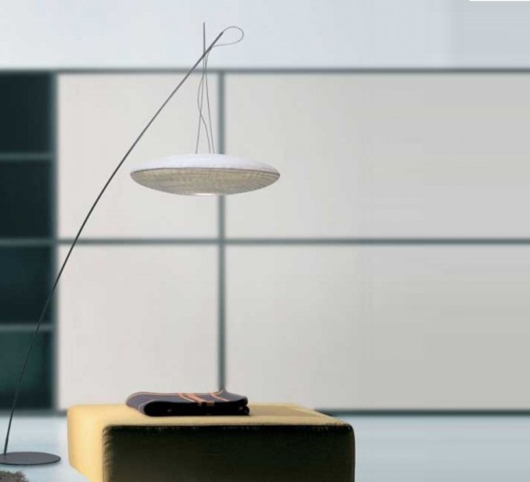 Zen celine wright celine wright zen lampadaire deporte luminaire lighting design signed 18877 product