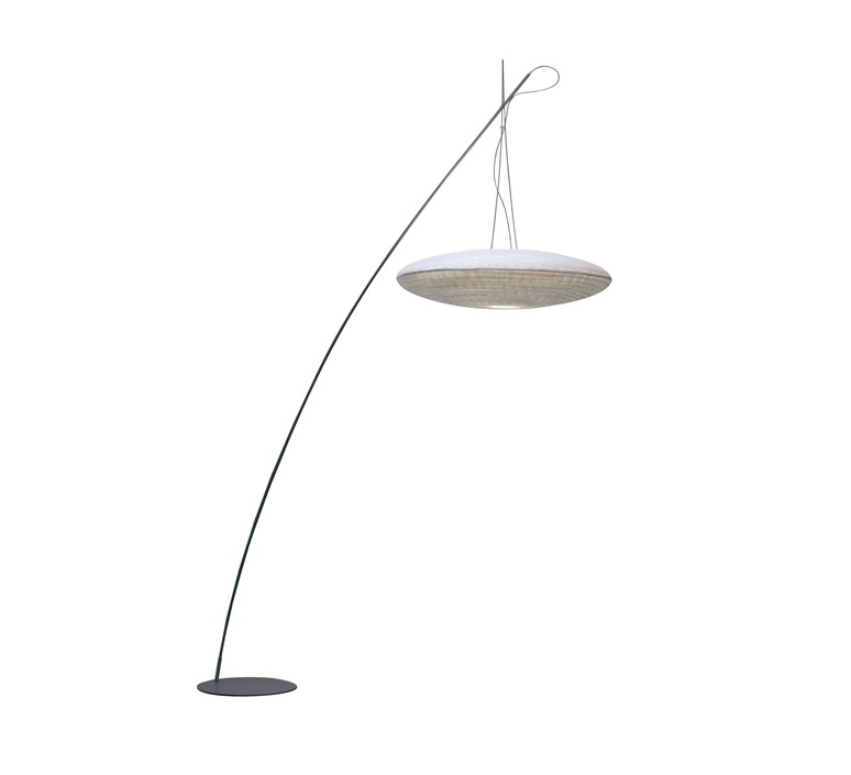 Zen celine wright celine wright zen lampadaire deporte luminaire lighting design signed 18878 product