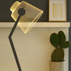 Ziggi media  lampadaire floor light  studio cheha 1648 m  design signed nedgis 75235 thumb
