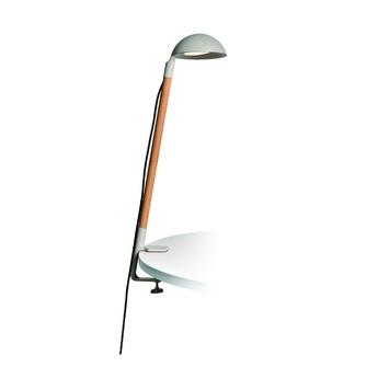 Lampe a fixer d exterieur tools pince gris h88cm p33 5cm artuce normal