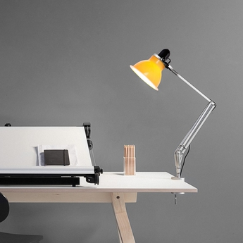 Lampe a pincer type 1228 jaune h53cm anglepoise normal