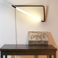 001 naama hofman lampe a poser table lamp  naama hofman 001 noir  design signed 45257 thumb