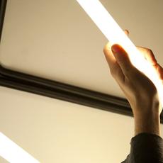 001 naama hofman lampe a poser table lamp  naama hofman 001 noir  design signed 45263 thumb