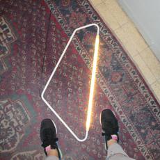 004 naama hofman lampe a poser table lamp  naama hofman 004 blanc  design signed 46204 thumb
