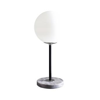 Lampe a poser 06 version 1 marbre de carrare noir o22cm h50cm magic circus editions 1a8ad919 2cbb 4818 ab39 32db81093675 normal