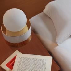 1 01 sophie gelinet et cedric gepner lampe a poser table lamp  haos 1 01 blanc  design signed 41692 thumb