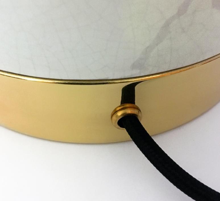 1 01 sophie gelinet et cedric gepner lampe a poser table lamp  haos 1 01 blanc  design signed 41693 product