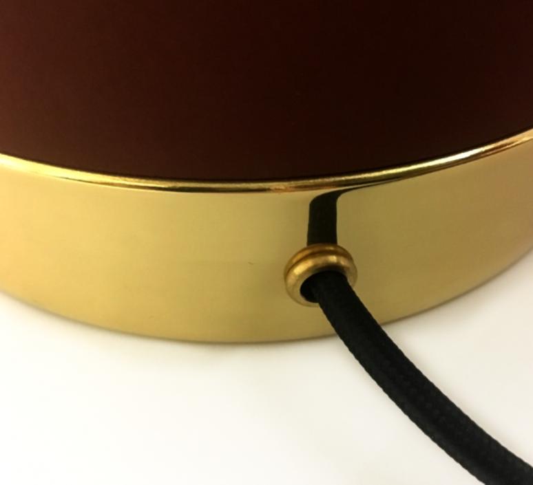 1 01 sophie gelinet et cedric gepner lampe a poser table lamp  haos 1 01 brique  design signed 41703 product